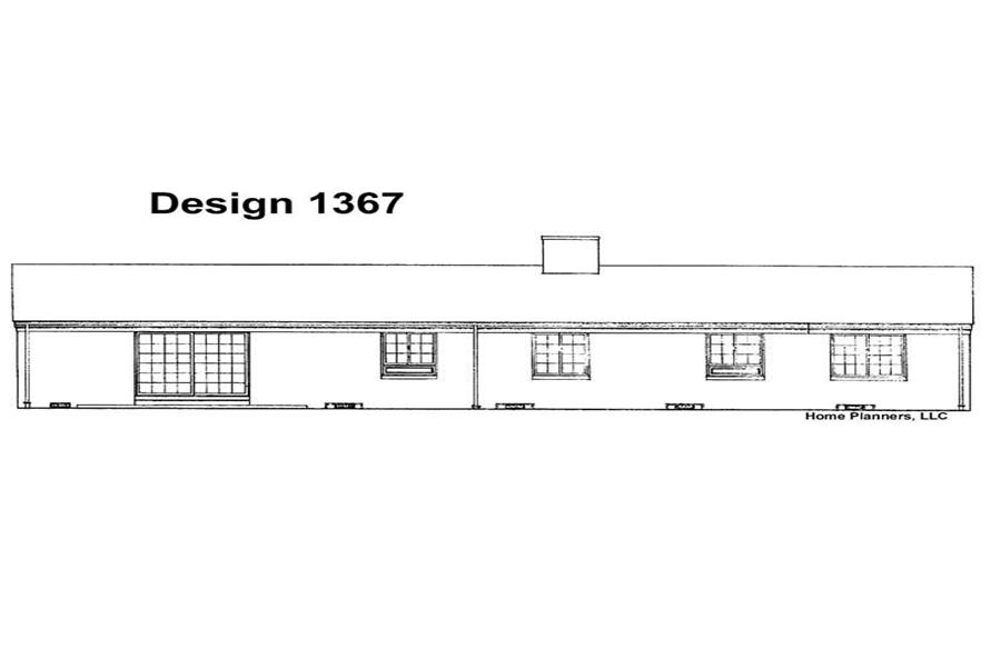 House Plan #137-1834
