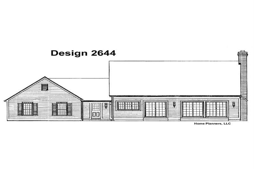 House Plan #137-1840