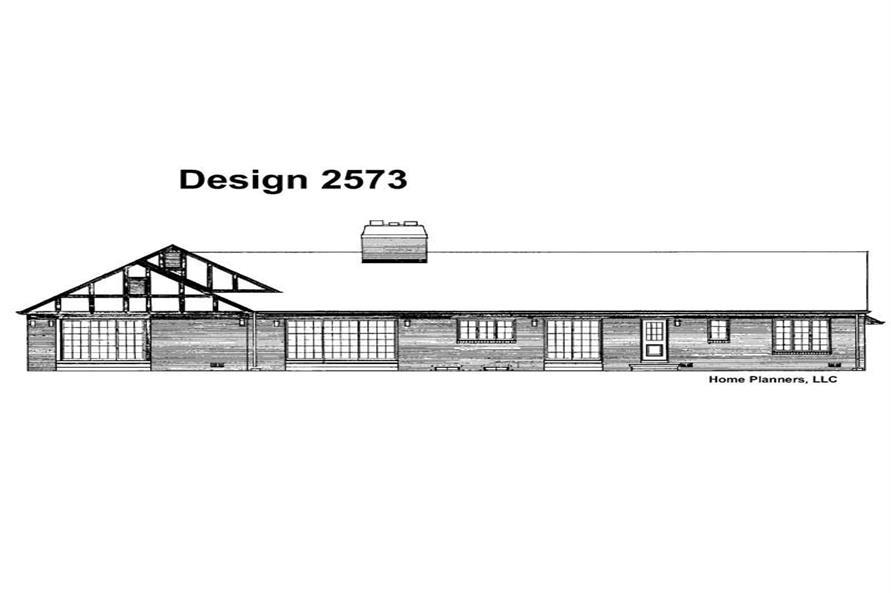 House Plan #137-1843