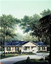 View house Plan#138-1000