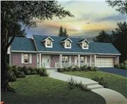 View house Plan#138-1001