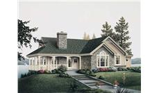 Summerview front rendering