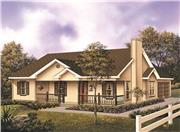View house Plan#138-1004