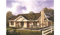View New House Plan#138-1004