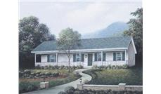 View New House Plan#138-1005