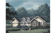 View New House Plan#138-1007