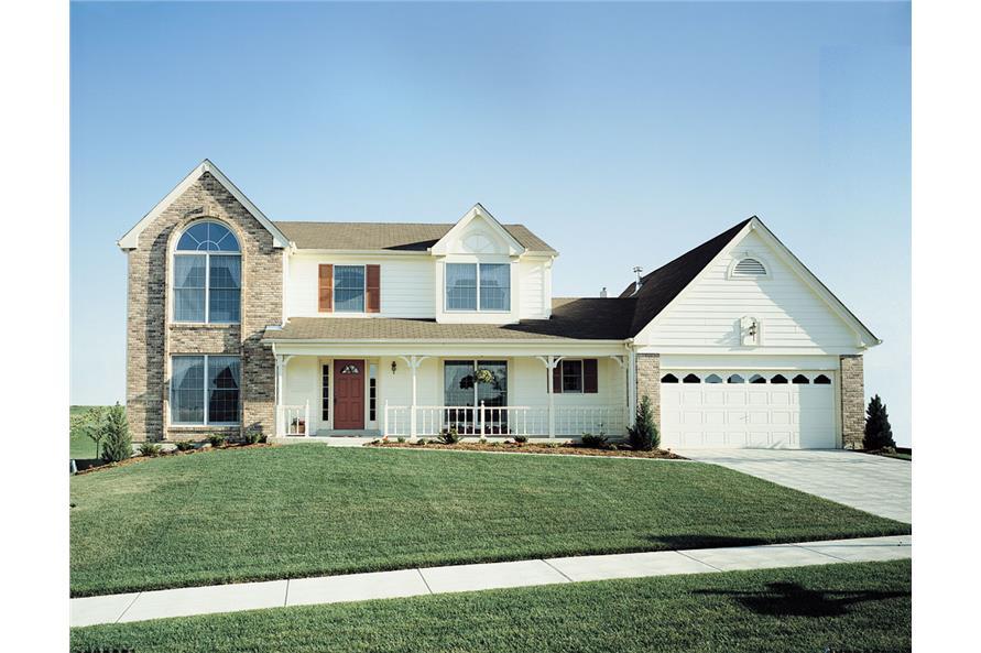 138-1008: Home Exterior Photograph