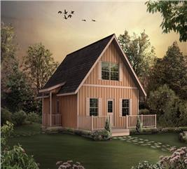House Plan #138-1023