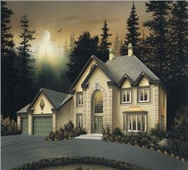 House Plan #138-1047
