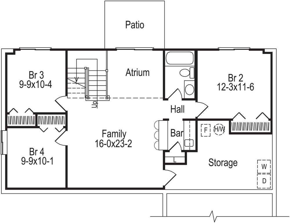 ranch house plan 138 1049 4 bedrm 1882 sq ft home theplancollection. Black Bedroom Furniture Sets. Home Design Ideas