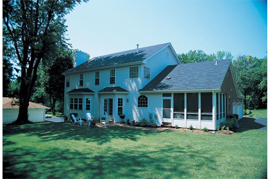 138-1077: Home Exterior Photograph