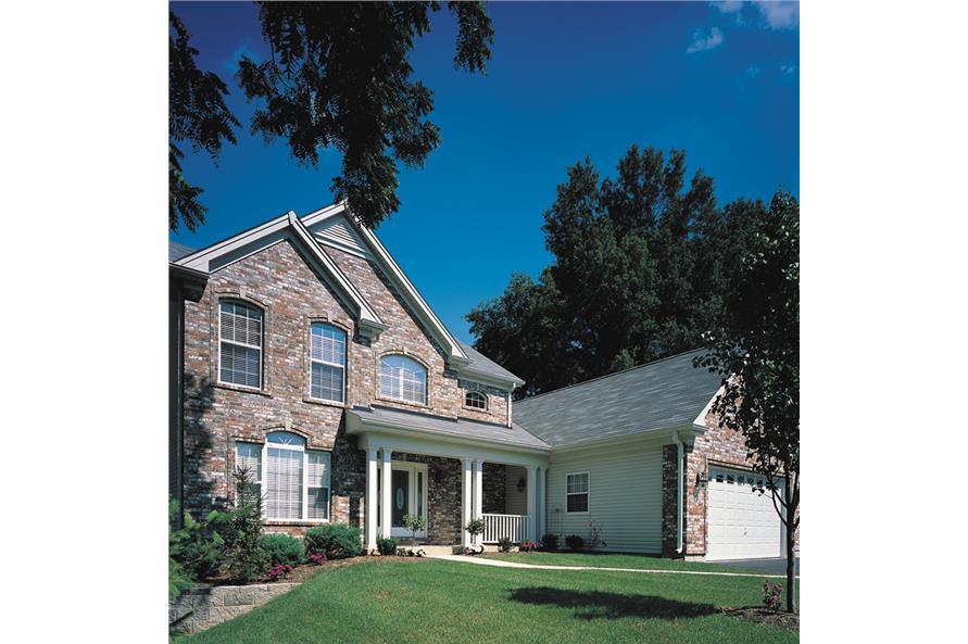 138-1094: Home Exterior Photograph