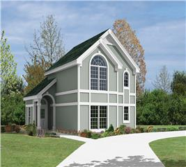 House Plan #138-1103