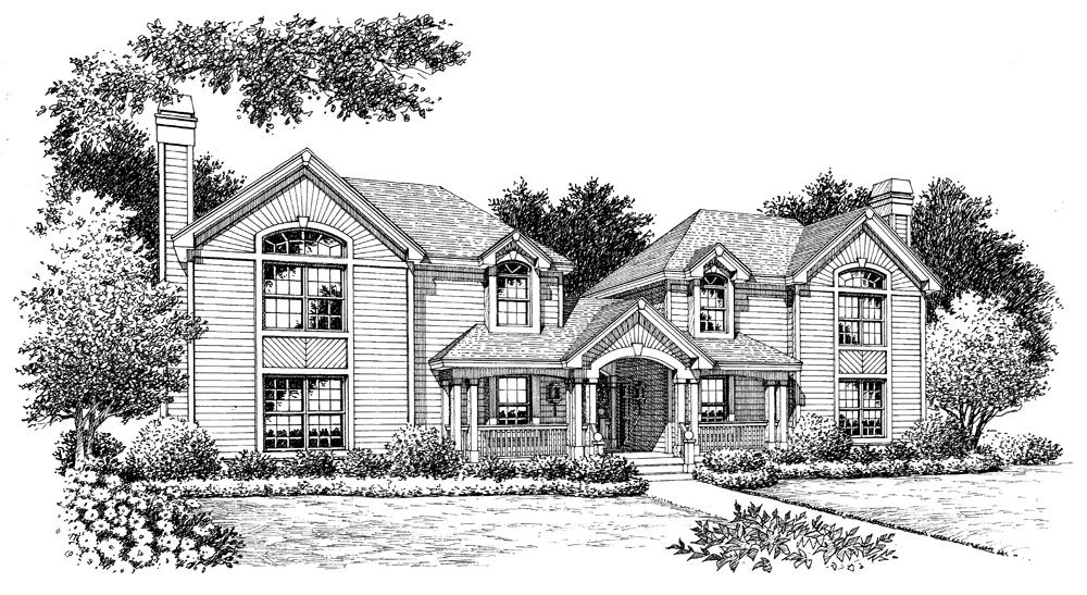 Multi unit house plan 138 1119 3 bedrm 3502 sq ft per for 3 unit house plans