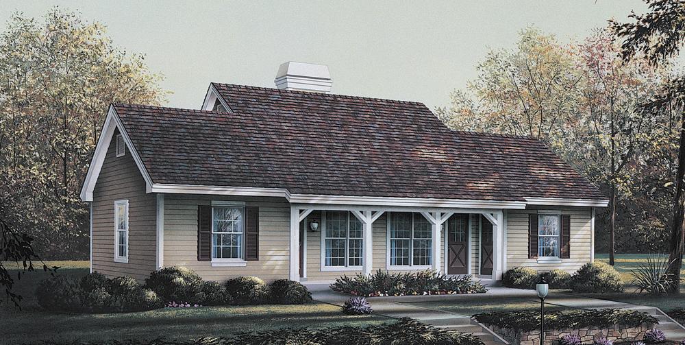 Multi unit house plan 138 1121 1 bedrm 1076 sq ft per for Multi unit home plans