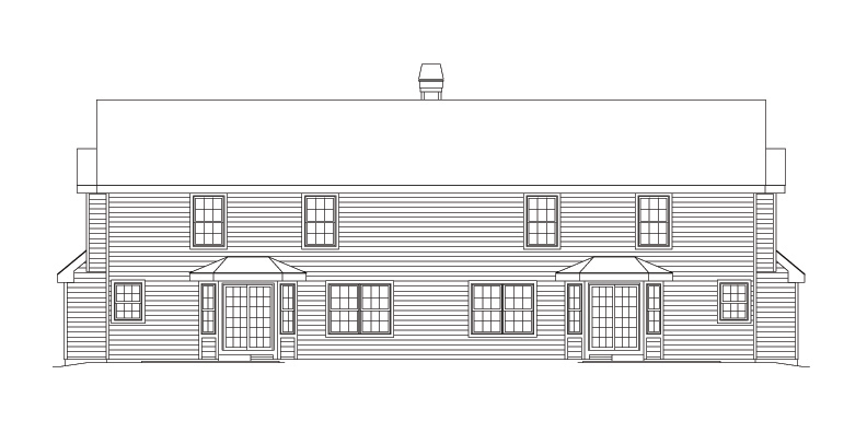 Multi unit house plan 138 1125 3 bedrm 3258 sq ft per for Multi unit building plans