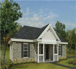 House Plan #138-1143