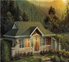House Plan #138-1187