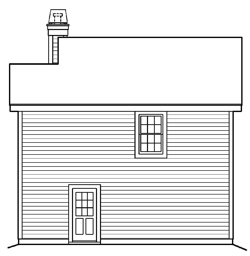 Garage W Apartments House Plan 138 1190 1 Bedrm 615 Sq