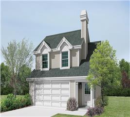 House Plan #138-1190
