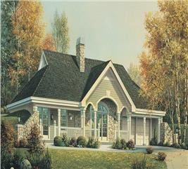 House Plan #138-1193