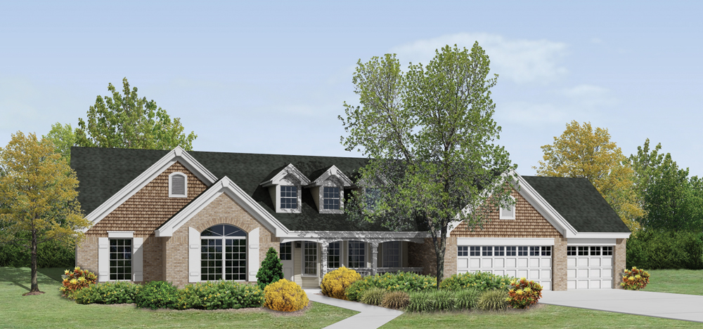 Country House Plan 138 1200 4 Bedrm 2322 Sq Ft Home