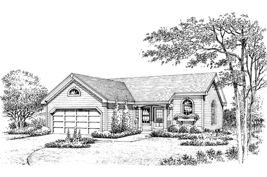 138-1202: Home Plan Rendering