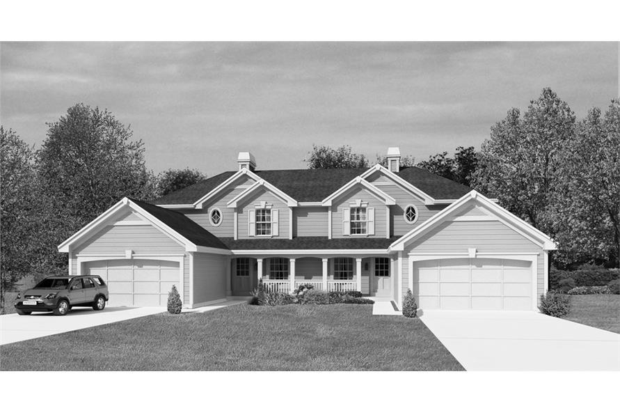 138-1206: Home Plan Rendering