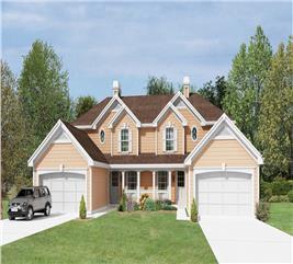House Plan #138-1206