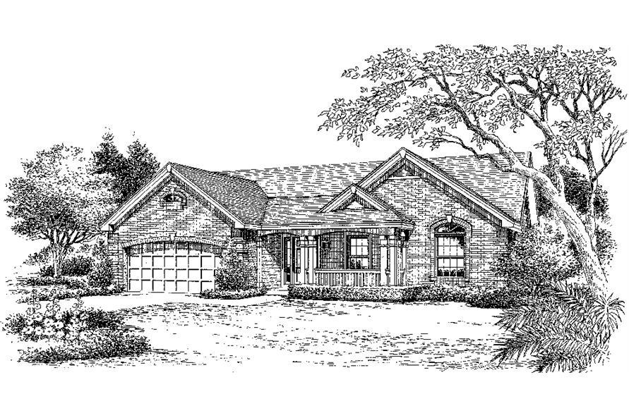 138-1217: Home Plan Rendering