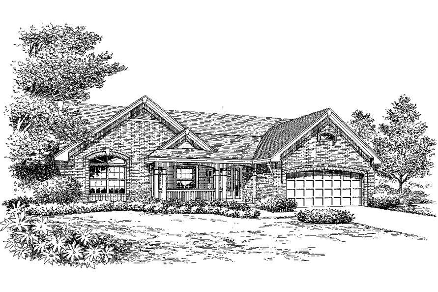 138-1218: Home Plan Rendering