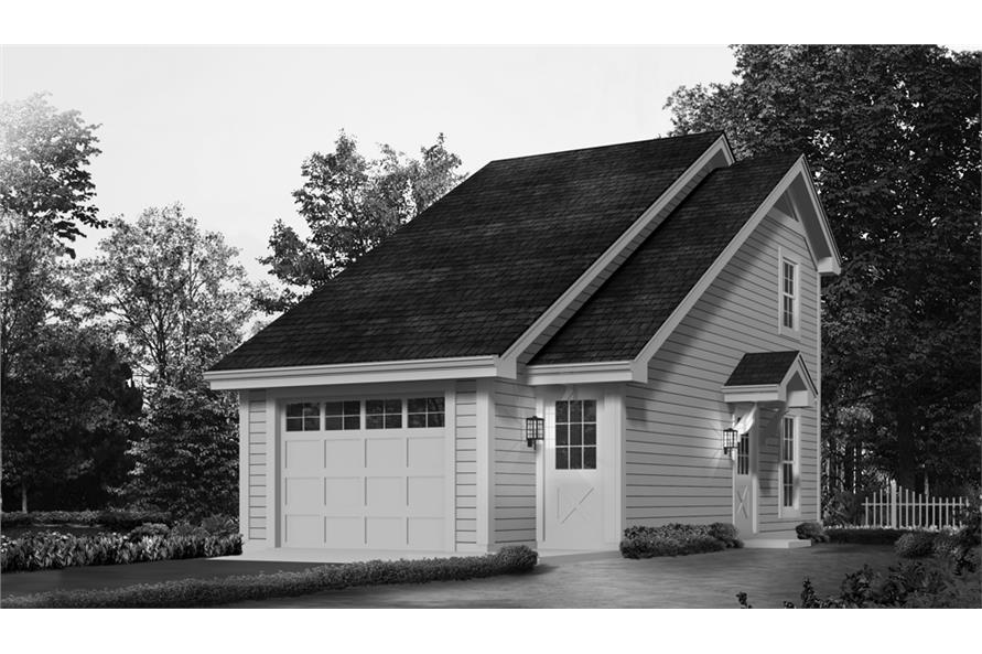 138-1231: Home Plan Rendering