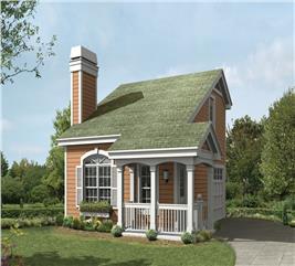 House Plan #138-1233