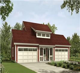 House Plan #138-1235