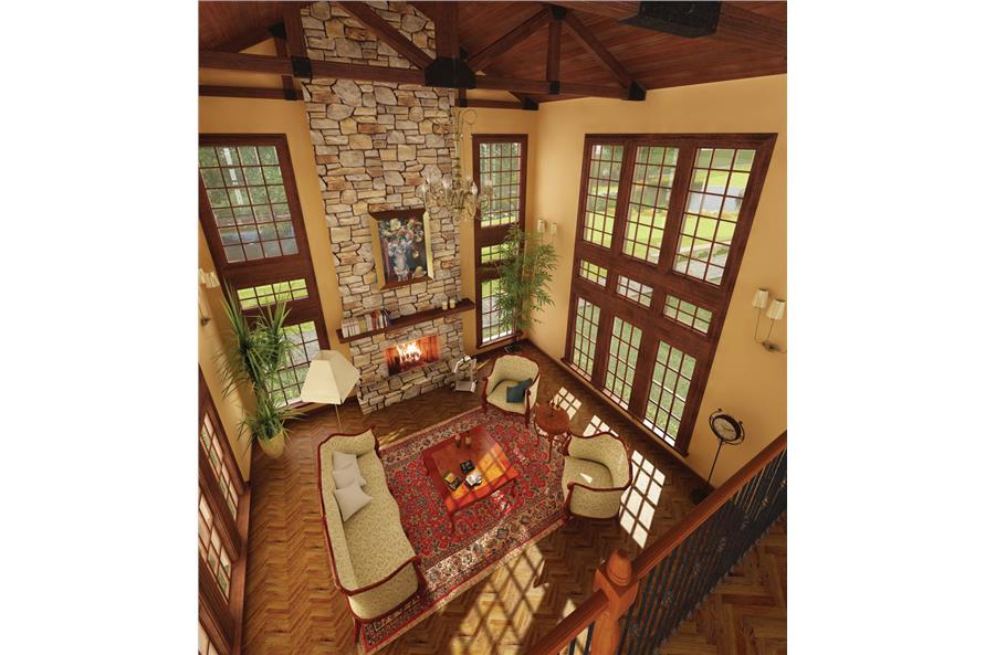 138-1247: Home Interior Photograph