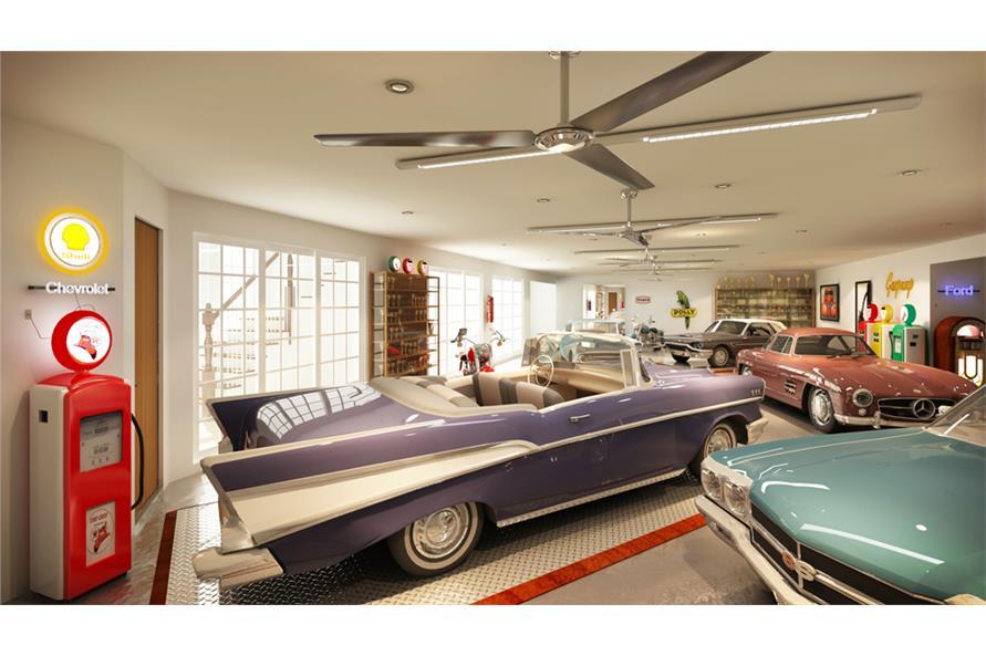 138-1266: Home Interior Photograph