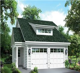 House Plan #138-1274