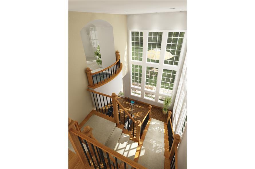 138-1283: Home Interior Photograph