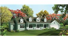View New House Plan#138-1287