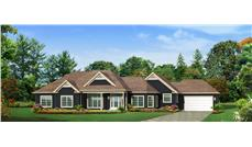 View New House Plan#138-1292