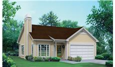 View New House Plan#138-1294