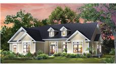 View New House Plan#138-1295