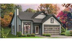 View New House Plan#138-1296