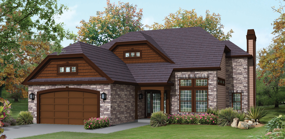Arts And Crafts House Plan 138 1298 3 Bedrm 2360 Sq Ft