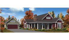 View New House Plan#138-1300