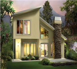 House Plan #138-1306