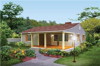 700 Sq Ft to 800 Sq Ft House Plans - The Plan Collection