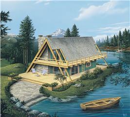 House Plan #138-1334
