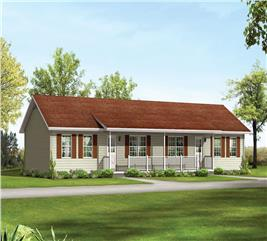 House Plan #138-1376