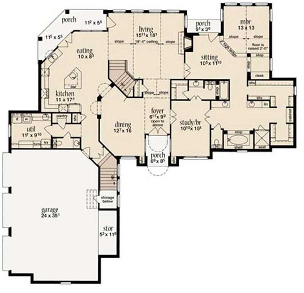 RISTANO HOME PLAN